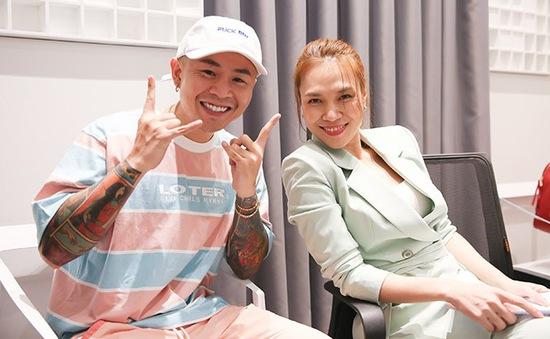 Mỹ Tâm kết hợp cùng 'trai hư' rapper Binz trong ca khúc mới