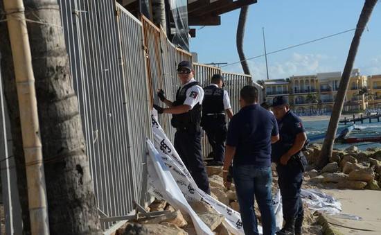 Xả súng làm ít nhất 6 người chết ở Mexico