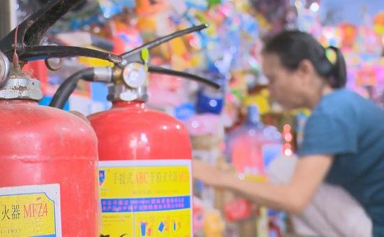 Mỗi nhà một bình chữa cháy