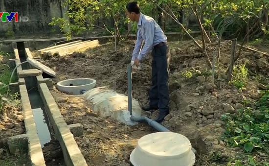 Bảo vệ môi trường sống - Tiêu chí xây dựng nông thôn mới ở Hà Tĩnh