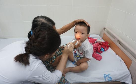 Phẫu thuật miễn phí cho trẻ sứt môi, hở hàm ếch tại Quảng Ngãi