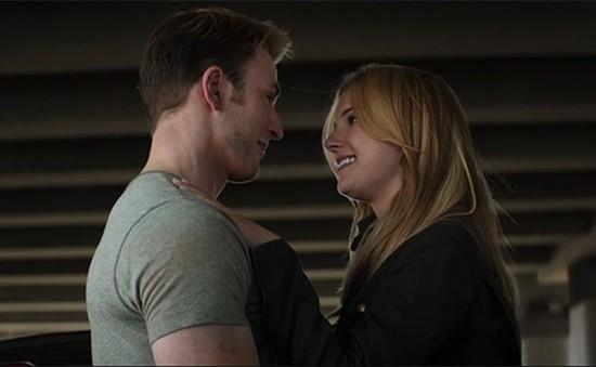 """Captain America suýt sống thử với đặc vụ Carter trong """"Avengers: Infinity War"""""""