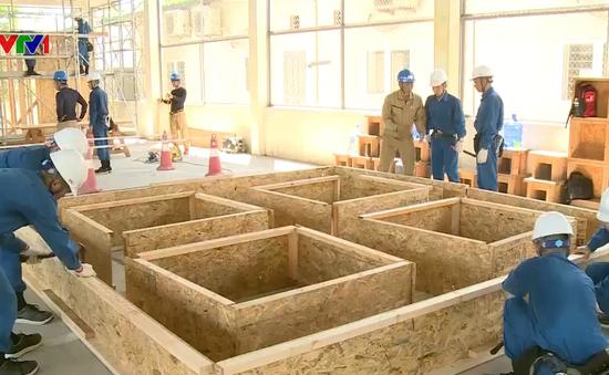 Nhật Bản tuyển 240 lao động Việt Nam