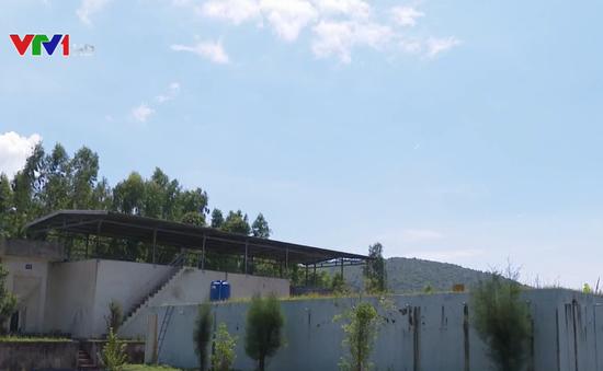 Suối Lương cạn khô, nhà máy nước Hải Vân ngưng hoạt động