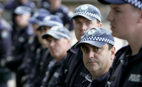 Australia bắt đối tượng mang dụng cụ chế tạo bom