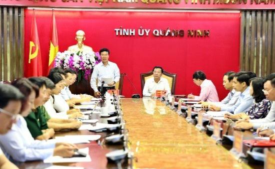 Kiểm tra việc thực hiện Nghị quyết tại Quảng Ninh