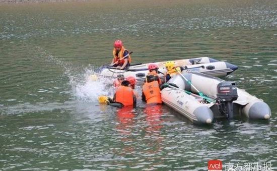 Lật thuyền khiến 10 người thiệt mạng ở Trung Quốc