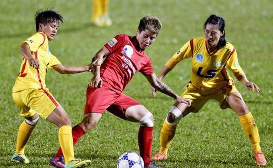 Vòng 2 giải bóng đá nữ Cúp Quốc gia 2019: Hai đội TP.HCM xuất trận