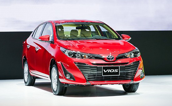 Toyota Vios giảm giá gần trăm triệu đồng tại đại lý