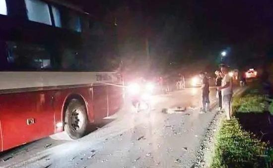 Yên Bái: 2 học sinh tử nạn khi mượn xe máy của bố mẹ chở nhau đi chơi