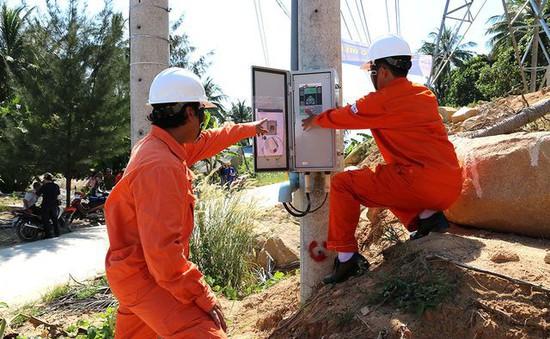 Chủ động đảm bảo cung cấp điện ở vùng biển đảo trong mùa mưa bão