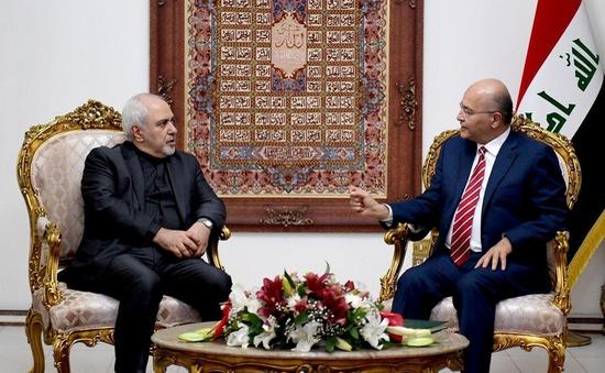 Ngoại trưởng Iran thăm chính thức Iraq