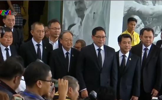 Thái Lan xúc tiến thành lập chính phủ mới