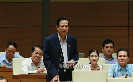 Bộ trưởng Đào Ngọc Dung: Điều chỉnh tuổi nghỉ hưu là việc không thể không làm!