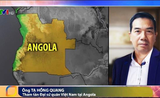 ĐSQ Việt Nam tích cực hỗ trợ đưa thi thể lao động Việt bị sát hại tại Angola về nước