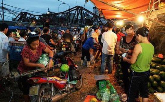 Hướng đi mới cho những chợ đầu mối thực phẩm ở Việt Nam