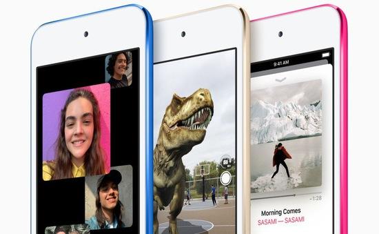 Apple ra mắt iPod Touch mới sau 4 năm: Mạnh mẽ gấp đôi, giá khởi điểm chỉ 199 USD