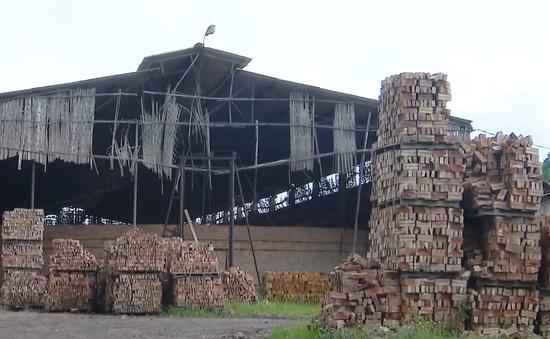Nhiều địa phương vẫn lúng túng trong việc xóa lò gạch thủ công