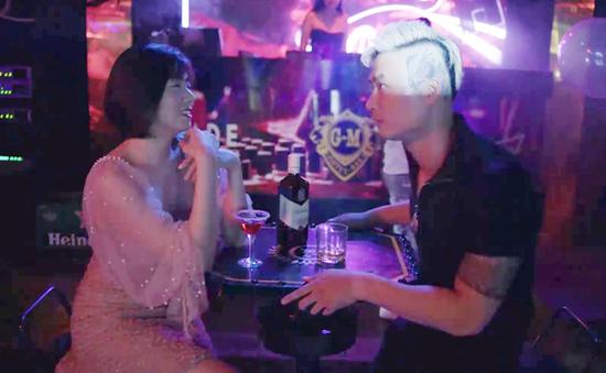Mê cung - Tập 11: Nữ cảnh sát quyến rũ bồ của con gái ông trùm Cường Lâm