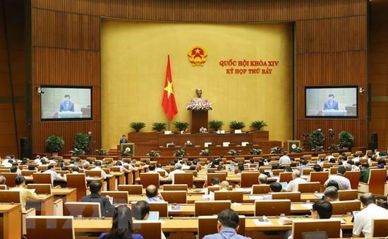 Trực tiếp Quốc hội thảo luận tại hội trường về kinh tế - xã hội
