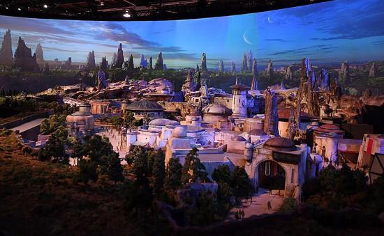 Khu giải trí Star Wars - Ván cược tỷ đô của Disney?