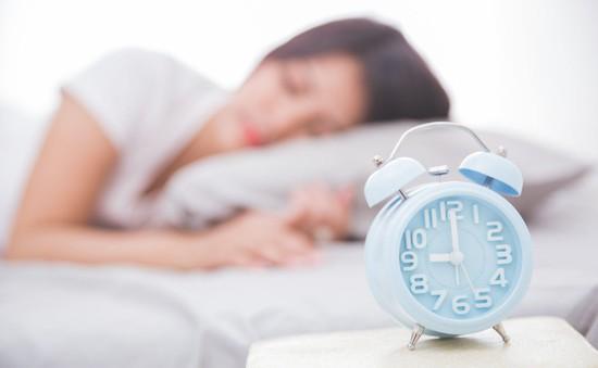 Thời gian ngủ ảnh hưởng đến nhận thức của con người