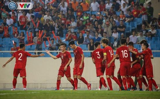 BTC trận đấu giao hữu quốc tế U23 Việt Nam - U23 Myanmar: Họp rà soát công tác an ninh