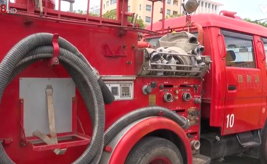 Đảm bảo an toàn cháy nổ tại lễ hội pháo hoa quốc tế Đà Nẵng