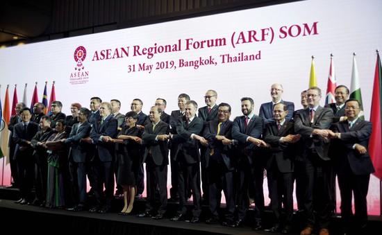 Việt Nam dự Hội nghị SOM của Diễn đàn Khu vực ASEAN