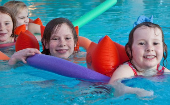 Đức đưa bơi vào chương trình giáo dục tiểu học bắt buộc