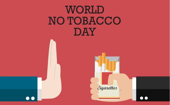 Ngày Thế giới không thuốc lá 31/5/2019: Thuốc lá và các bệnh về phổi