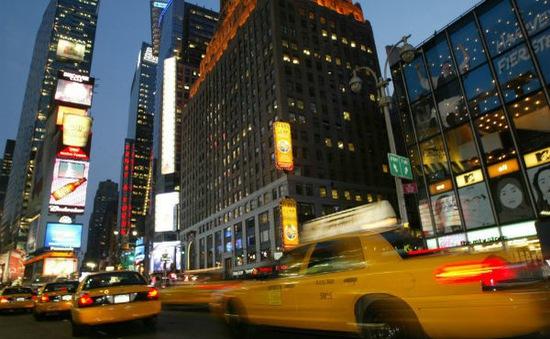 New York soán ngôi London thành trung tâm tài chính thế giới
