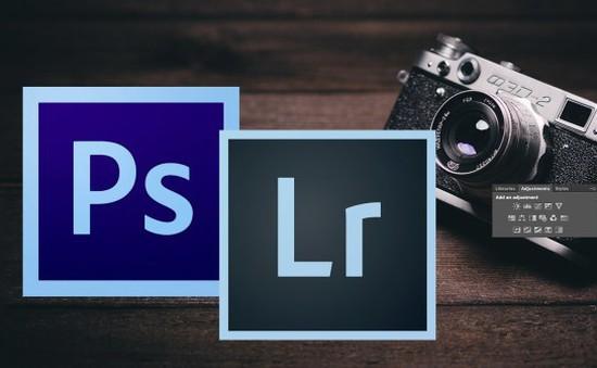 Adobe lặng lẽ tăng giá Photoshop và Lightroom