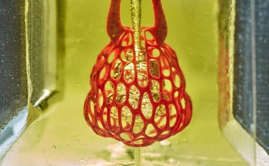 Lần đầu tiên in hoàn chỉnh hệ mạch máu người nhờ công nghệ 3D