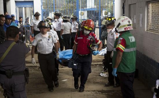 Nổ súng tại nhà tù Guatemala, hàng chục người thương vong