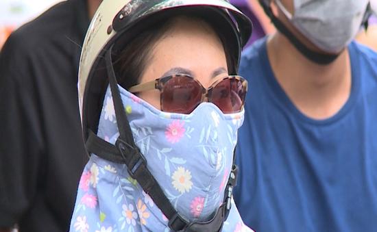 Bảo vệ đôi mắt mùa nắng nóng