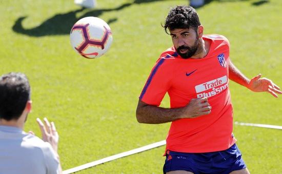 Diego Costa nhận được sự quan tâm từ Napoli