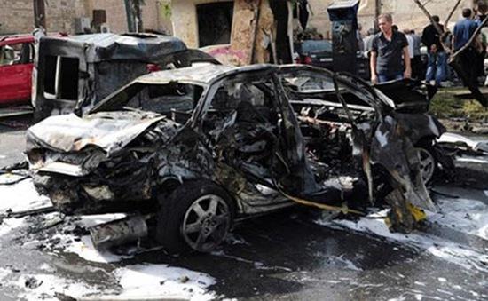 Syria vô hiệu hóa một xe chở thuốc nổ cực mạnh tại trung tâm Homs