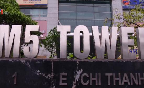 Khó phân định sở hữu chung, riêng tại chung cư M5 Nguyễn Chí Thanh