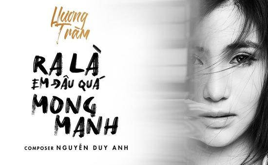 Hương Tràm ra MV mới trước khi lên đường du học