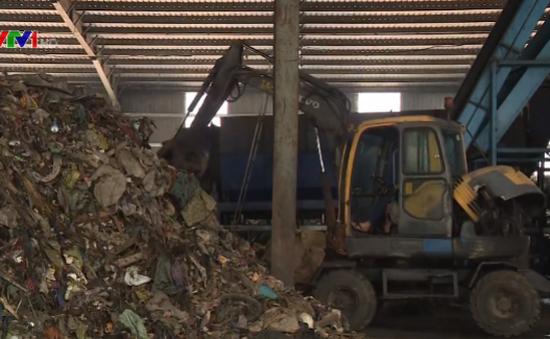 Khó khăn trong xử lý rác thải sinh hoạt