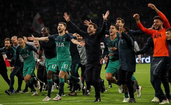 ẢNH: Toàn cảnh màn lội ngược dòng khó tin của Tottenham trước Ajax