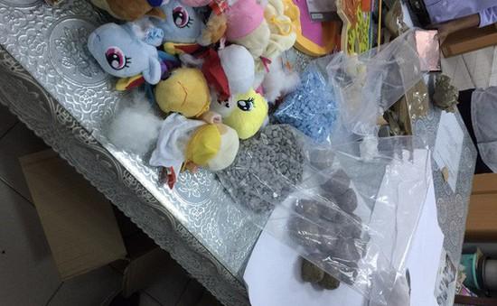 Lại phát hiện 7,4 kg ma túy từ châu Âu