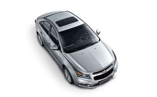 Triệu hồi hơn 7.500 xe Chevrolet Cruze và Orlando
