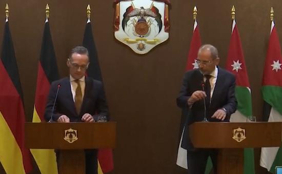 """Đức ủng hộ giải pháp """"hai nhà nước"""" Israel-Palestine"""