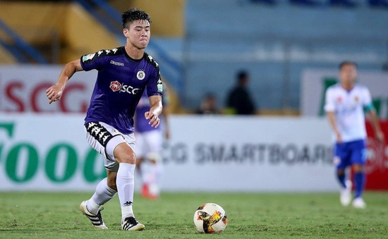 Duy Mạnh, Tấn Tài, Mạc Hồng Quân bị treo giò ở vòng 13 Wake-up 247 V.League 1-2019