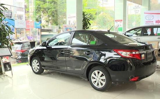 Doanh số bán xe ô tô ở Việt Nam tăng tốc