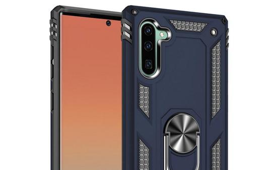 Lộ thiết kế Galaxy Note 10 qua phụ kiện ốp lưng