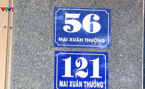 Lộn xộn số nhà tại Nha Trang, Khánh Hòa