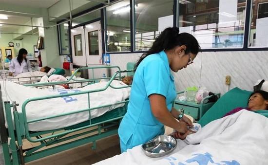 Peru ban bố tình trạng y tế khẩn cấp do hội chứng Guillain-Barré